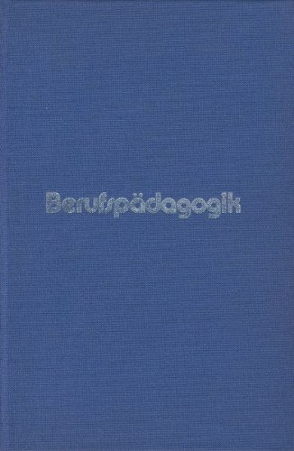 9783062526787: Berufspadagogik (German Edition)