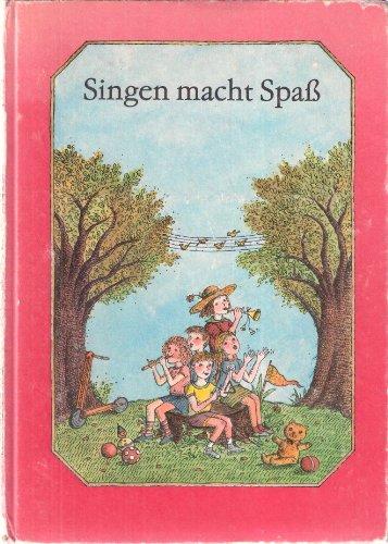 9783062626487: Singen macht Spaß - Lieder für Vorschulkinder