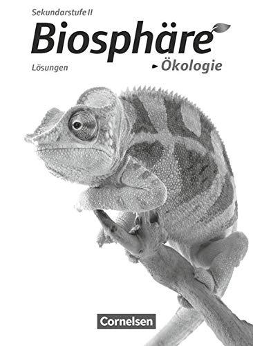 9783064200531: Ökologie: Lösungen zum Schülerbuch