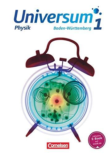 9783064200807: Universum Physik 1. Sekundarstufe I. Schülerbuch Baden-Württemberg