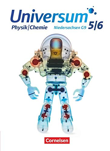 9783064202153: Universum Physik 5./6. Schuljahr. Physik/Chemie. Schülerbuch Sekundarstufe I. Niedersachsen G9