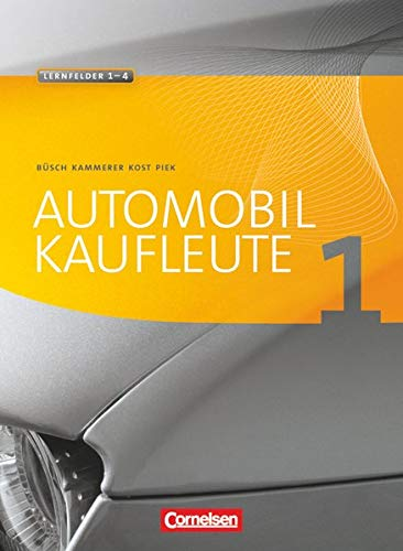 9783064501324: Automobilkaufleute Band 1 - Fachkunde
