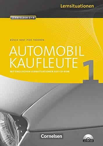 9783064501355: Automobilkaufleute 1. Arbeitsbuch mit Lernsituationen