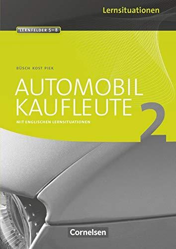 9783064501362: Automobilkaufleute 02. Arbeitsbuch mit Lernsituationen