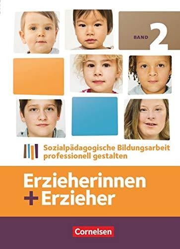 9783064501812: Erzieherinnen + Erzieher 02 Fachbuch: Fachbuch