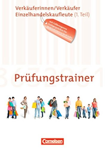 Ausbildung im Einzelhandel - Zu allen Ausgaben / Prüfungstra Arbeitsheft mit Lö...