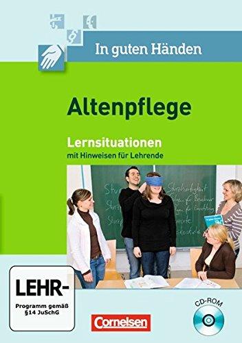 9783064503328: In guten Händen - Altenpflege - Neubearbeitung: Band 1/2 - Arbeitsblätter/Lernsituationen auf CD-ROM