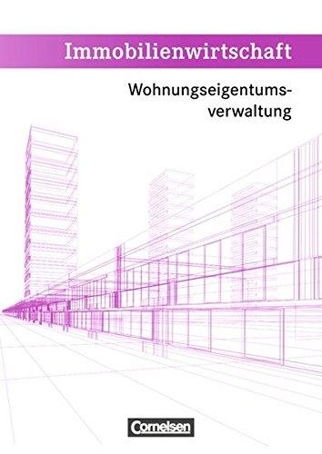 9783064503496: Immobilienwirtschaft. Wohnungseigentumsverwaltung. Schülerbuch