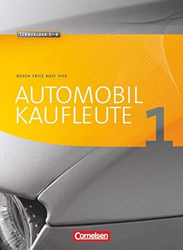 9783064503564: Automobilkaufleute Band 1 - Fachkunde und Arbeitsbuch: 450132-4 und 450135-5 im Paket