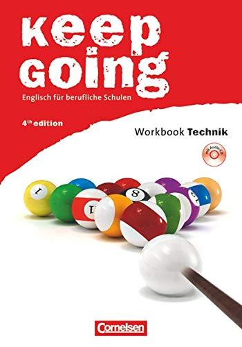 9783064504066: Keep Going. Neue Ausgabe. Begleitmaterialien für alle Bundesländer. Workbook mit Anhang