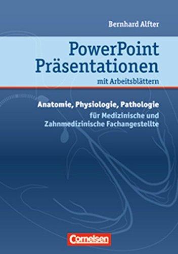 9783064504158: Anatomie - Physiologie - Pathologie in der Arztpraxis: Medizinische und zahnmedizinische Fachangestellte. Präsentationen (Power Point), Arbeitsmaterialien auf CD-ROM