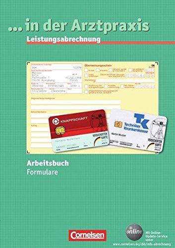 9783064504394: Leistungsabrechnung Formulare in der Arztpraxis: Arbeitsbuch