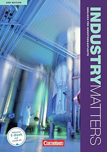 9783064504882: Industry Matters A2-B2 Schülerbuch