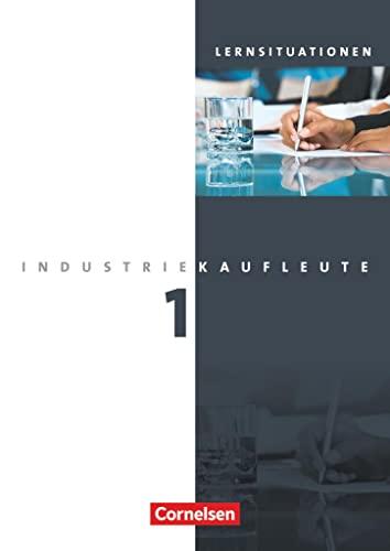 9783064504950: Industriekaufleute - Neubearbeitung: Industriekaufleute 1. Ausbildungsjahr: Lernfelder 1-5. Arbeitsheft