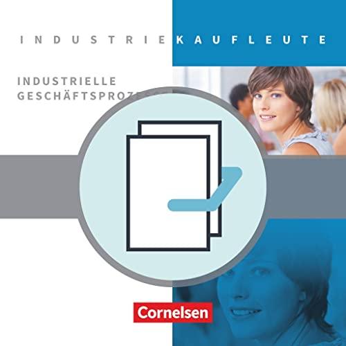 9783064505971: Industriekaufleute - Neubearbeitung: Jahrgangsübergreifend - Industrielle Geschäftsprozesse: Fachkunde und Arbeitsbuch. 450491-2 und 450492-9 im Paket
