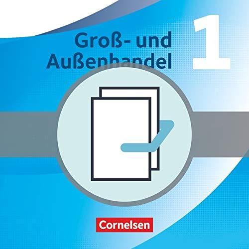 9783064509511: Groß- und Außenhandel 1 - Fachkunde und Arbeitsbuch im Paket. Neubearbeitung