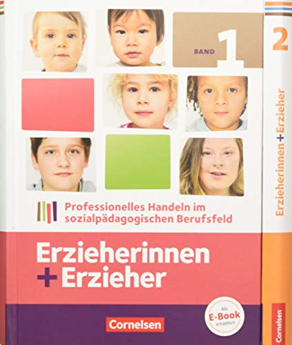 9783064509900: Erzieherinnen + Erzieher: Zu allen Bänden - Fachbücher im Paket: 450179-9 und 450181-2 im Paket