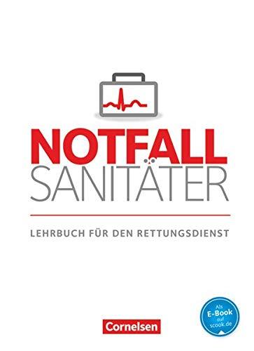 9783064510005: Notfallsanitäter: Lehrbuch für den Rettungsdienst: Fachbuch