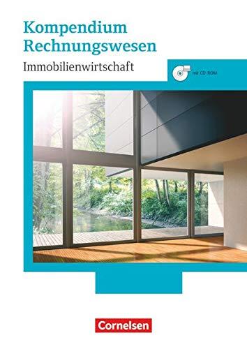 9783064511590: Immobilienwirtschaft. Kompendium Rechnungswesen. Schülerbuch mit CD-ROM