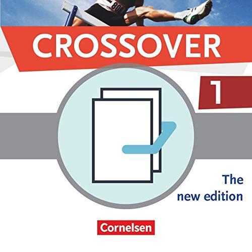9783064515321: Crossover B1-B2: Band 1 - 11. Schuljahr - Vocabulary und Workbook