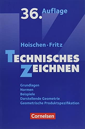 Technisches Zeichnen: Grundlagen, Normen, Beispiele, Darstellende ...