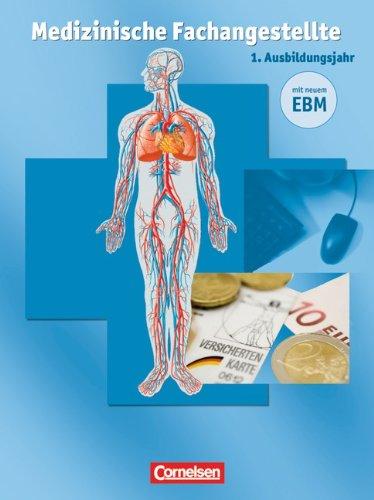 9783064557802: Medizinische Fachangestellte.1. Ausbildungsjahr: Schülerbuch