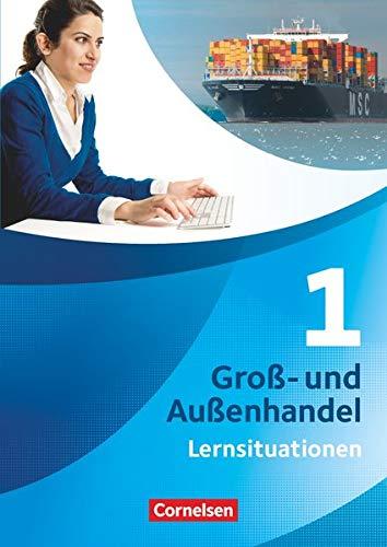 9783064558304: Groß- und Außenhandel 01. Arbeitsbuch mit CD-ROM