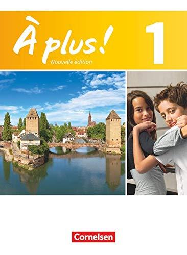 9783065200417: À plus! Nouvelle édition. Band 1. Schülerbuch