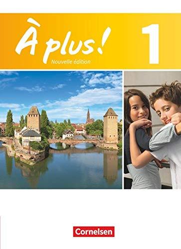 9783065200424: À plus! Nouvelle édition. Band 1. Schülerbuch