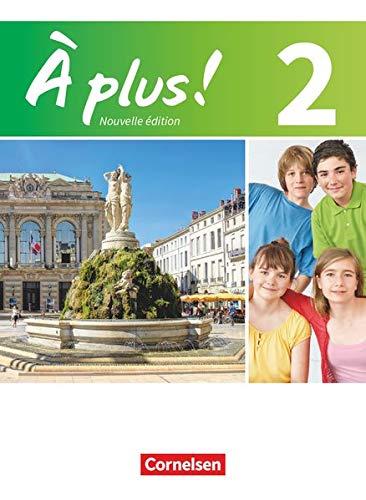 9783065200431: À plus! Nouvelle édition. Band 2. Schülerbuch