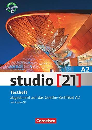 9783065201049: Studio 21 A2. Libro de exámenes