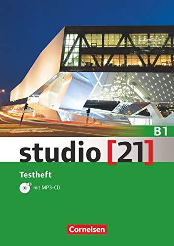 9783065201063: studio [21] - Grundstufe B1: Gesamtband - Testheft mit Audio-CD