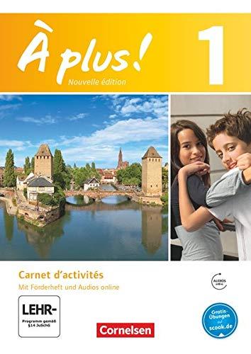 9783065202435: À plus! Nouvelle édition. Band 1. Carnet d'activités mit Video-DVD und CD-Extra
