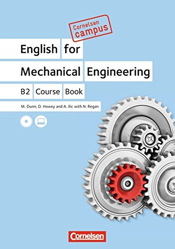 9783065203296: Cornelsen Campus: English for Mechanical Engineering. B2 Coursebook