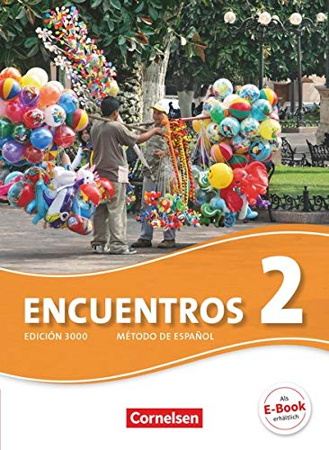 9783065203340: Encuentros - 3. Fremdsprache - Edicion 3000: Encuentros 02. Schulerbuch