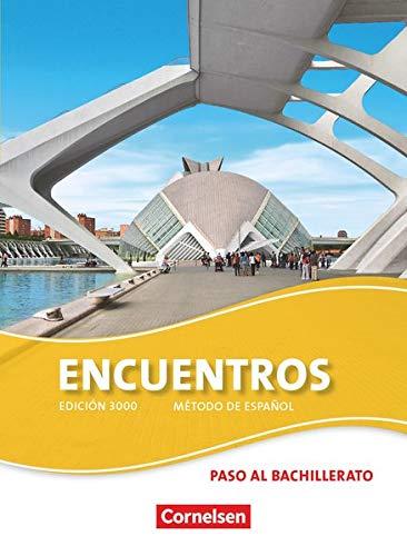 9783065203357: Encuentros 03 Schülerbuch: 3. Fremdsprache - Edición 3000. Paso al bachillerato