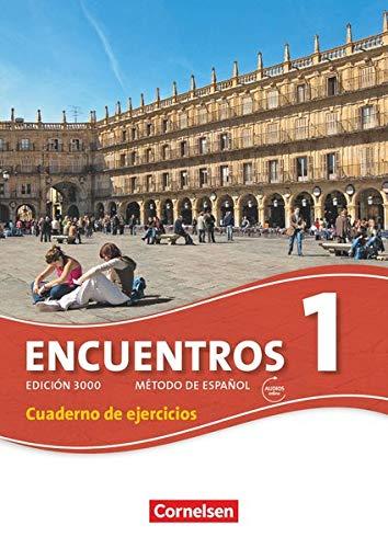 9783065203364: Encuentros 1 Neue Ausgabe - Cuaderno de Ejercicios inklusive CD: 3. Fremdsprache