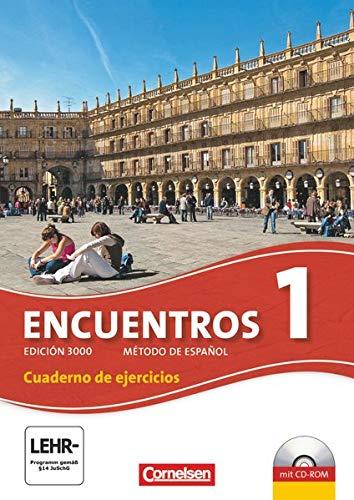 9783065203609: Encuentros 01 Cuaderno de Ejercicios inkl. CD-Extra: 3. Fremdsprache - Edición 3000
