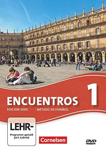 9783065203630: Encuentros 01 Cuaderno de Ejercicios DVD
