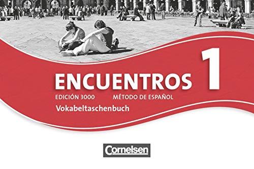 9783065203661: Encuentros 01. Edición 3000. Vokabeltaschenbuch: 3. Fremdsprache