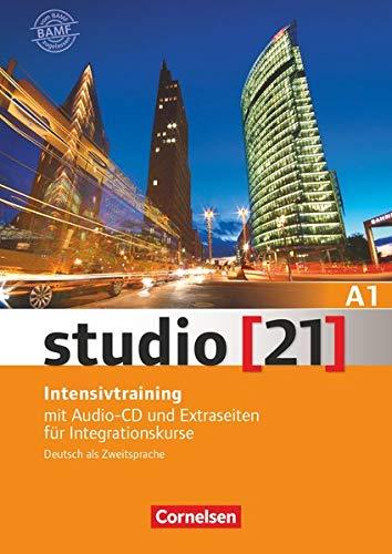 9783065203784: studio [21] Grundstufe A1: Gesamtband. Intensivtraining Inland mit Hörtexten und Lösungen: Mit Audio-CD und Extraseiten für Integrationskurse