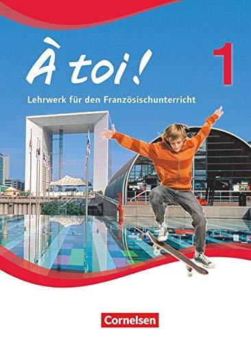9783065204019: � toi! - Vierbändige Ausgabe: Band 1 - Schülerbuch: Festeinband
