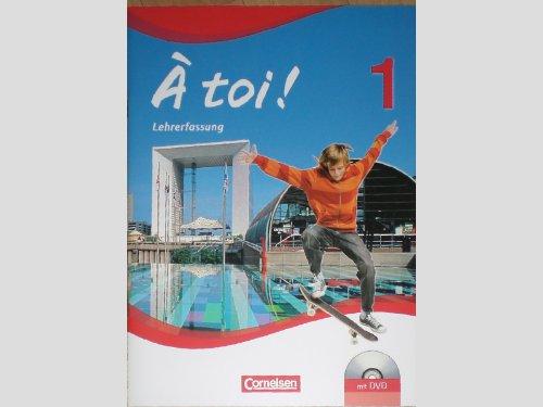 9783065204026: A toi 1 Lehrerfassung incl. DVD