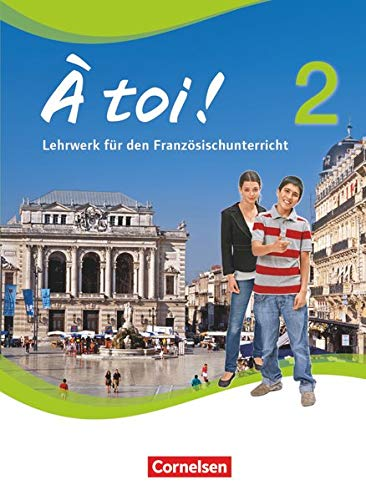 9783065204101: À toi! 2. Schülerbuch