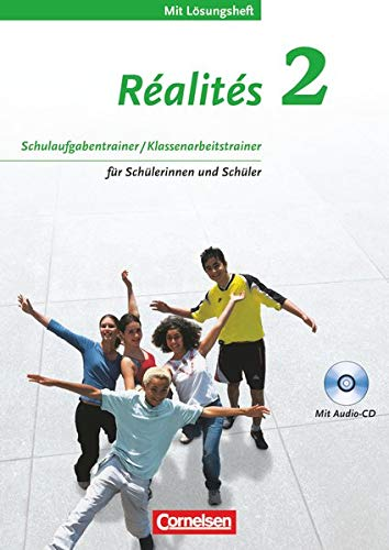 9783065204415: Réalités 2. Schulaufgabentrainer. Arbeitsheft. Realschule Bayern