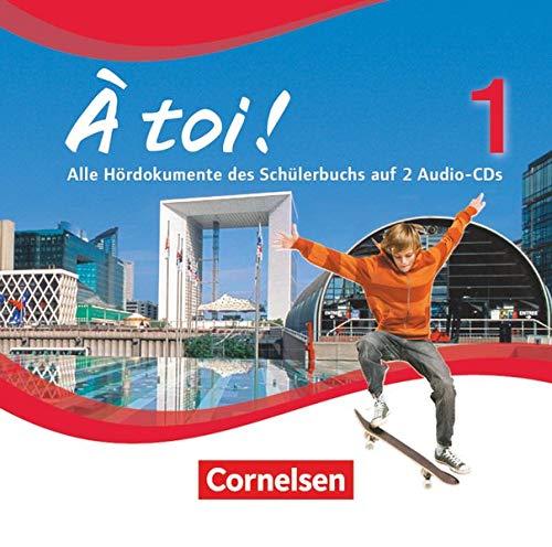À toi! 01. CD: Inhaltlich identisch mit 024377-8: Mann-Grabowski, Catherine; Kraus, ...