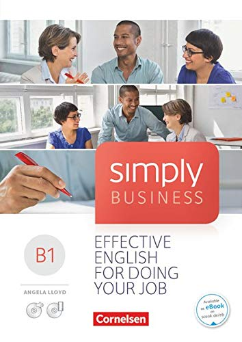 9783065204569: Simply Business B1 Coursebook