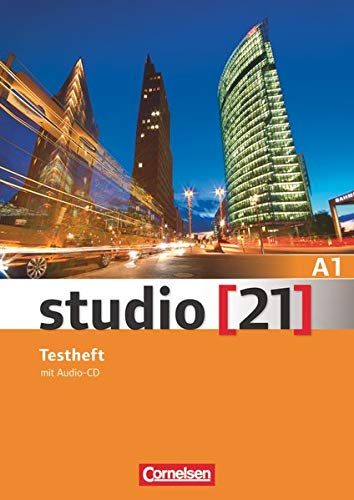 9783065204682: Studio 21: Testheft A1 (German Edition)