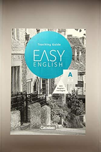 Easy English: A2: Band 2 - Teaching: House, Christine, Stevens,