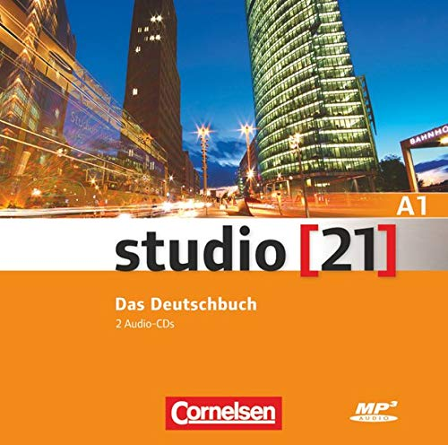 9783065205245: Studio 21: Audio-Cds Zum Deutschbuch A1 (2) (German Edition)